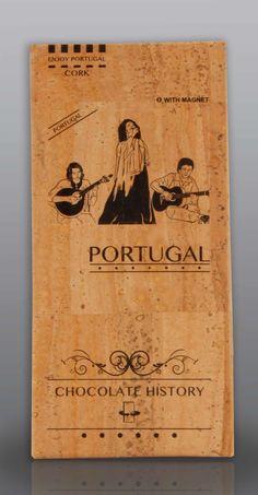 Portugal  | Chocolate Negro 48% Cacau 125 g