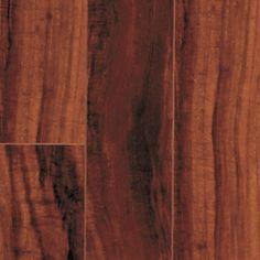 Pergo Max 4-15/16-in W x 47-15/16-in L Bombay Tulipwood Laminate Flooring