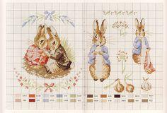 (2) Gallery.ru / Foto # 6 - storie magiche di Beatrix Potter: punto croce - IVA23