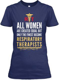Finest Respiratory Therapists Tee | Teespring