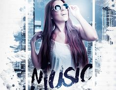 """Check out new work on my @Behance portfolio: """"Music Party - flyer"""" http://be.net/gallery/58409971/Music-Party-flyer"""