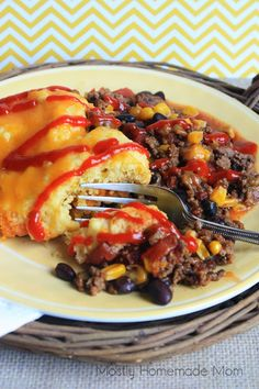 Mostly Homemade Mom: Slow Cooker Tamale Pie