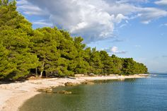 Promajna, Dalmatia Coastal, Beautiful Places, River, Island, Country, Beach, Nature, Outdoor, Places To Travel