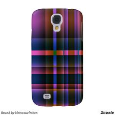 Sound Galaxy S4 Hülle