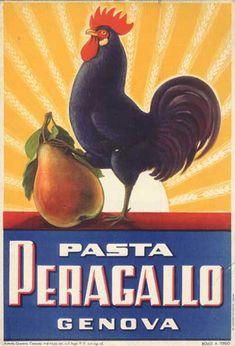 Vintage Italian Poster  #TrollbeadsWorldTour