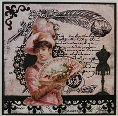 Card design by Nancy Smith using Gecko Galz Products