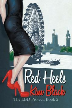 RED HEELS LBD PROJECT BOOK 2 COVER ART
