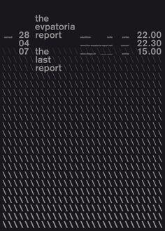 Maar / The Last Report