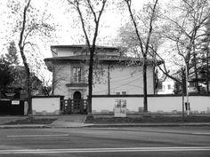 Octav Doicescu Architecture, Park, Arquitetura, Architecture Illustrations, Architecture Design, Architects
