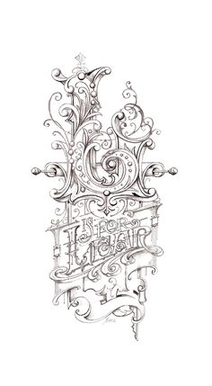 beautiful! - #typography #lettering #design #art #type