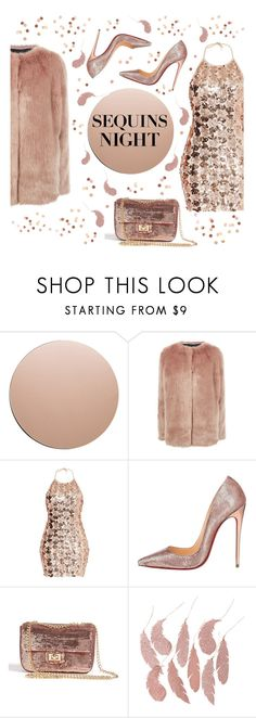 """""""#PolyPresents: New Year's Resolutions"""" by janicevc ❤ liked on Polyvore featuring House Doctor, Pinko, Christian Louboutin, Forever 21, Broste Copenhagen, Umbra, contestentry and polyPresents"""