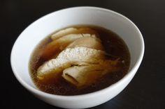 Poached Chicken Soup Poached Chicken, Chicken Soup, Tableware, Kitchen, Boiled Chicken, Cooking, Chicken Soups, Dinnerware, Dishes