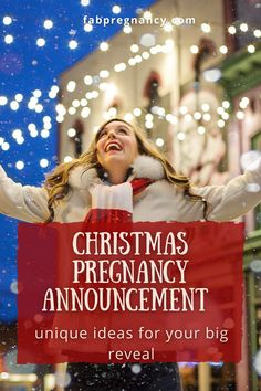 Christmas holidays can be stressful, how about doing it a little different with a Christmas pregnancy announcement, get to know more on Christmas pregnancy announcement first, Christmas pregnancy announcement to family, Holidays, Christmas and more on motherhood. #Christmaspregnancyannouncement, #Christmaspregnancyannouncementfirst, #Christmaspregnancyannouncementtofamily #holidays #christmas #motherhood, #fabpregnancy Holiday Pregnancy Announcement, Holiday Stress, Getting To Know, Christmas Holidays, Christmas Vacation