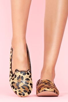 Nasty Gal: Wild Cat Loafer