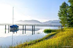 Der Forggensee in #Fuessen im Allgäu. #Sommer #DasOriginal http://www.bayern.by/bayern-sommer-das-original