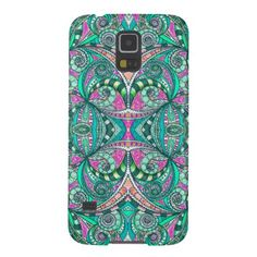 SOLD Samsung Galaxy S5 Drawing Floral Zentangle Galaxy S5! #Zazzle #Samsung #Galaxy #S5 #Drawing #Floral #Zentangle #Cover #ethnic #tribel #green #pink http://www.zazzle.com/samsung_galaxy_s5_drawing_floral_zentangle_case-179432451015865683
