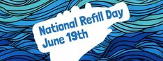 National Refill Day 2019 - National Awareness Days Events Calendar 2018 & 2019 - UK & US Calendar 2018, Event Calendar, How To Memorize Things, Things To Come, Private Chef, Awareness Campaign, Vegetable Drinks, Healthy Eating Tips, Wow Products