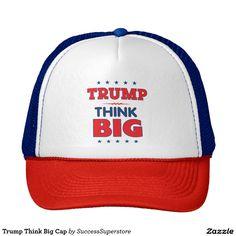 Trump Think Big Cap