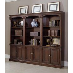 Modern Furniture Jepara lemari buku mewah modern klasik multifungsi, desain lemari buku