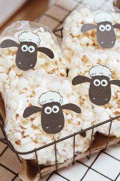 4th Birthday Cakes, Farm Birthday, Toy Story Birthday, 2nd Birthday Parties, Birthday Party Decorations, Shaun The Sheep Cake, Eid Stickers, Eid Crafts, Sheep Crafts