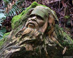 William Ricketts Sanctuary - Olinda, Dandenong Ranges, Victoria