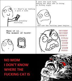 Hehehehe..makes you want to throw the phone!