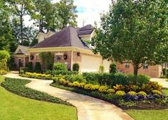 Houston Landscape Design Ideas, Pictures, Remodel And Decor