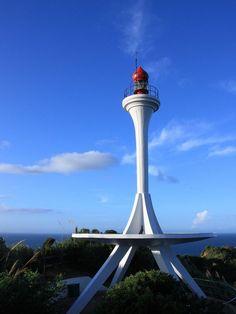 Enoshima #Lighthouse - Japan. This lighthouse, on a small island a couple hours… http://dennisharper.lnf.com/