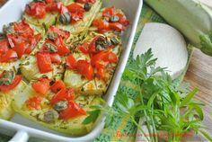 Zucchine+alla+pizzaiola