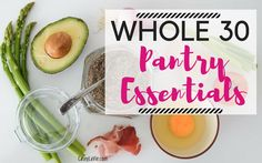 Are you completing a Whole 30 this new year? Set yourself up for success with these Whole 30 pantry essentials. I personally love the New Year season and the way everyone is inspired to eat healthy. It's a great time to detox from all the sugar and cookies and heavy meals that happened over the holidays. …