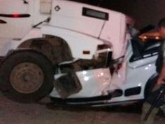 Colisão na rodovia BR-316 deixa um morto