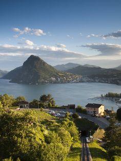 Lake Lugano - Switzerland