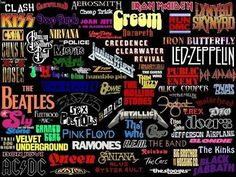 classic rock bands - Google Search