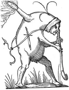 François Desprez, Les Songes drolatiques de Pantagruel, 1565