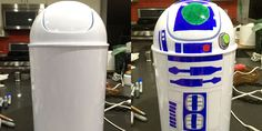 using a bin to create R2