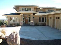 Prairie Style House Plan