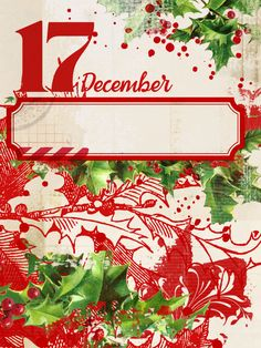 Countdown to Christmas Day 17! You will want to collect all of these cards to add a special note to your December albums. Each day I'm sharing a new FREE printable journal card! These are 3×4 and work nicely in … Continue reading →