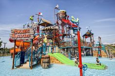 Solaris Aquapark - 6 waterslides, lazy river, a lot of water effects and more surprises :-)