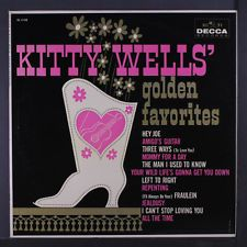 Kitty Wells - Singing 'Em Country