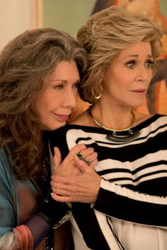 Pin for Later: Why Haven't You Watched Grace and Frankie Yet?