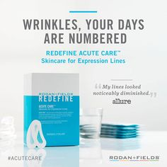 ACUTE CARE has garnered editorial accolades in major publications since its launch, earning it the most media coverage of any Rodan + Fields product to date. ACUTE CARE has been featured in Harper's BAZAAR, Allure and Forbes since its launch last September, and the positive press continued in 2015 with a Total Beauty Readers' Choice nomination just last month.  Ericadeam.myrandf.com