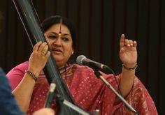 Shubha Mudgal. File photo: S. Subramanium