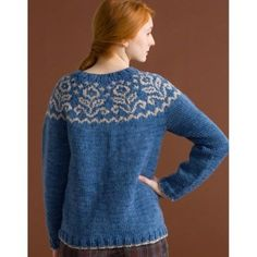 WEBS - America's Yarn Store® offers a huge selection of free knitting and crochet patterns, perfect for when you want to start a new project right away. Fair Isle Knitting, Knitting Yarn, Free Knitting, Knitting Sweaters, Sweater Knitting Patterns, Crochet Patterns, Classic Elite Yarns, Webs Yarn, Yarn Store