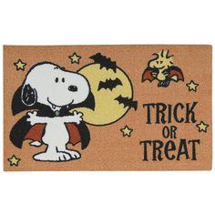 """Found it at Wayfair - Peanuts """"Snoopy"""" Doormat"""