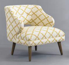 beautiful salon chair