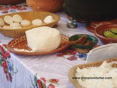 Queso Artesanal, pruébalo en los Mercados de Pátzcuaro