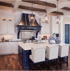 Home Decorators Collection Flooring Diy Kitchen Decor, Kitchen Redo, New Kitchen, Kitchen Remodel, Home Decor, Kitchen Renovations, Kitchen Ideas, Kitchen Island, Kitchen Cabinets