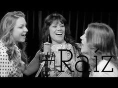 Soledad Pastorutti, Lila Downs, Niña Pastori (RAÍZ) 2014 - YouTube