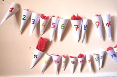 Dreams and Wishes: Christmas countdown...advent calendars.