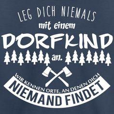 Dorfkind T-Shirts - Kinder Premium T-Shirt